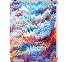 Forest Pixels iPad Case/Skin