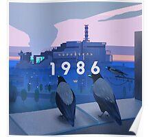 Chernobyl 1986 Poster