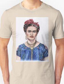 Hommage to Frida Kahlo T-Shirt