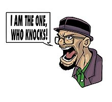 I AM THE ONE WHO KNOCKS (ver 2) Photographic Print