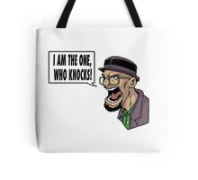I AM THE ONE WHO KNOCKS (ver 2) Tote Bag