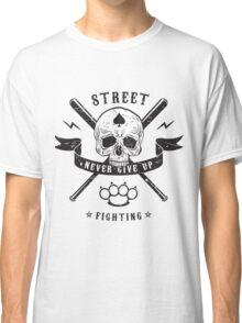 Street fighting emblem Classic T-Shirt
