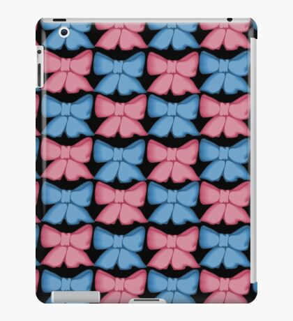Bows And More Bows iPad Case/Skin
