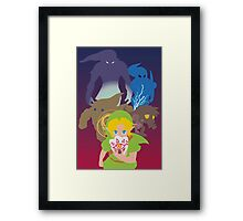 Night of the Final Day Framed Print