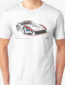 Porsche 935/78 Le Mans FIA Group 5 racer  T-Shirt