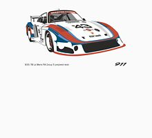 Porsche 935/78 Le Mans FIA Group 5 racer  Unisex T-Shirt