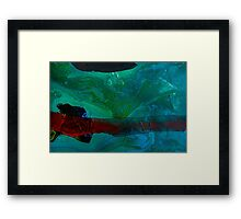2016_GITCHADK_MALERI_PRINT_1_29 Framed Print