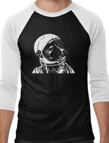 Space Dog Laika Men's Baseball ¾ T-Shirt