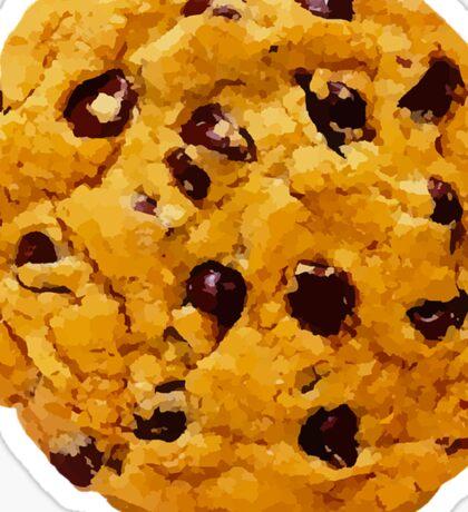Cookie Choc Chip Sticker