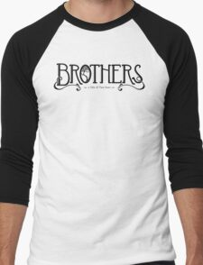 Brothers - a Tale of Two Sons Men's Baseball ¾ T-Shirt