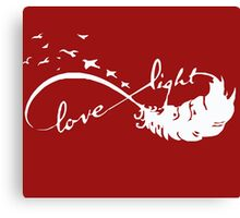 Love - Light Canvas Print