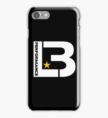 LB PERFORMANCE : GIFT 2 iPhone Case/Skin