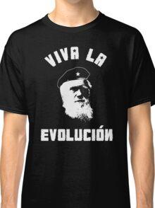 VIVA LA EVOLUCION EVOLUTION Classic T-Shirt