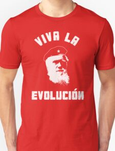VIVA LA EVOLUCION EVOLUTION Unisex T-Shirt