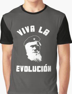 VIVA LA EVOLUCION EVOLUTION Graphic T-Shirt