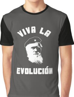 VIVA LA EVOLUCION EVOLUTION Graphic T-Shirt