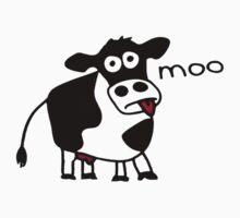 WOMENS Moo 'COW Kids Tee