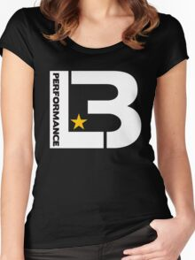LB PERFORMANCE : GIFT 2 Women's Fitted Scoop T-Shirt