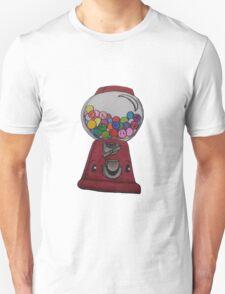 Happy Gum Machine Unisex T-Shirt