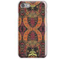 Dune Roses at Night iPhone Case/Skin