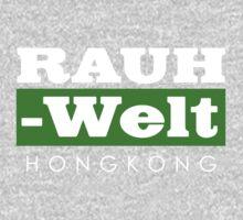RAUH-WELT BEGRIFF : hongkong One Piece - Short Sleeve