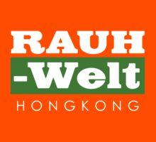 RAUH-WELT BEGRIFF : hongkong Kids Tee