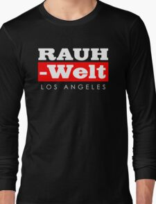 RAUH-WELT BEGRIFF : Los Angeles Long Sleeve T-Shirt