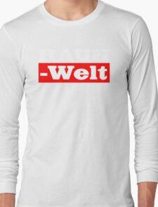 RAUH-WELT BEGRIFF : Los Angeles Long Sleeve T-Shirt