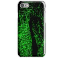 Laser Sketched Tree iPhone Case/Skin