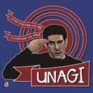 UNAGI by Bloodysender