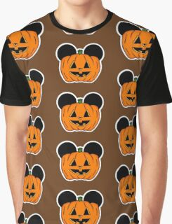 Halloween Ears Graphic T-Shirt