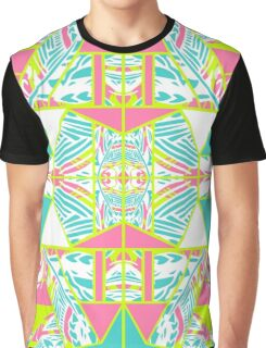 Tropical Infusion Graphic T-Shirt