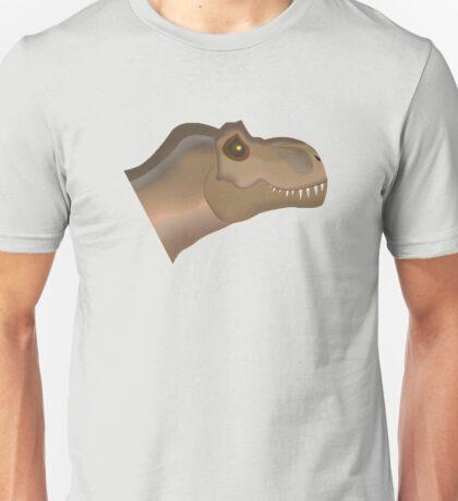 Johnny the T-Rex Unisex T-Shirt