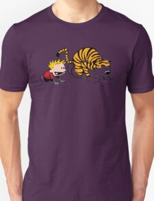 Calvin And Hobbes : Get Set, Ready, Go ... Unisex T-Shirt