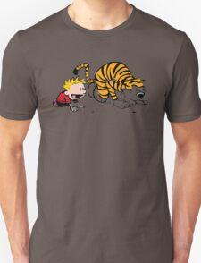 Calvin And Hobbes : Get Set, Ready, Go ... T-Shirt