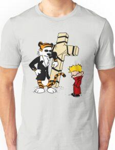 Calvin And Hobbes : Detective Unisex T-Shirt