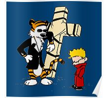 Calvin And Hobbes : Detective Poster