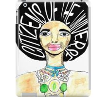 Mothership Connection - Citizens of the Universe  iPad Case/Skin