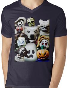 Lego Monsters are coming for you Mens V-Neck T-Shirt