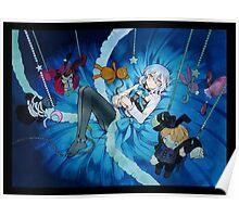 Pandora Hearts Echo  Poster
