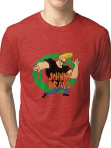 BRAVO 7 Tri-blend T-Shirt