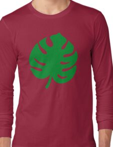 Philodendron Long Sleeve T-Shirt