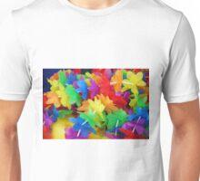 Decorative drinking straws Unisex T-Shirt