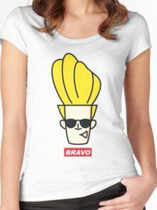 BRAVO 11 Women's Fitted Scoop T-Shirt