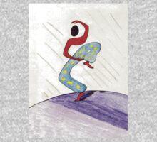Tai Chi (original drawing) One Piece - Long Sleeve