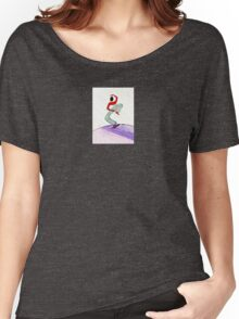 Tai Chi (original drawing) Women's Relaxed Fit T-Shirt