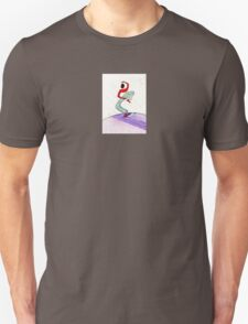 Tai Chi (original drawing) Unisex T-Shirt