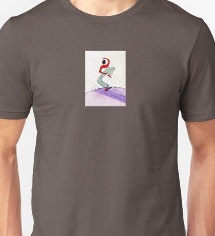 Tai Chi (original drawing) Unisex T-Shirt