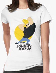 BRAVO 12 Womens Fitted T-Shirt