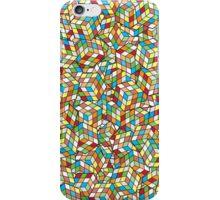 Rubix Cube Pattern iPhone Case/Skin